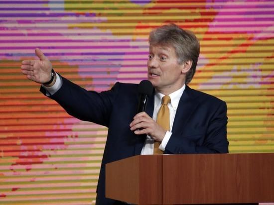 Песков, комментируя возможные санкции США, призвал россиян