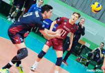 Новоуренгойский «Факел» занял третье место в Молодежной лиге по волейболу