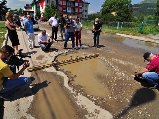 Ставрополье лидирует в стране по эффективности «Карты убитых дорог» ОНФ