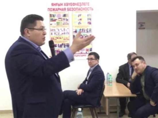 Мэр Сибая оправдался за оскорбления в адрес пожаловавшихся Путину граждан