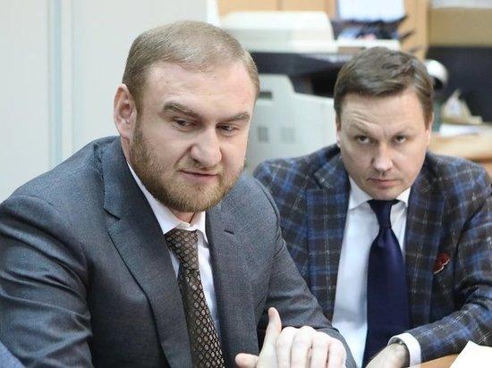 РБК: наводку на Арашуковых дал полпред в СКФО Матовников