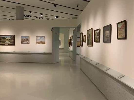 В Москве открылась выставка «русского Моне» Николая Мещерина