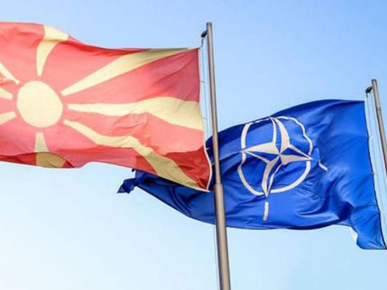 Заварушка на Балканах: Македония, НАТО, Россия