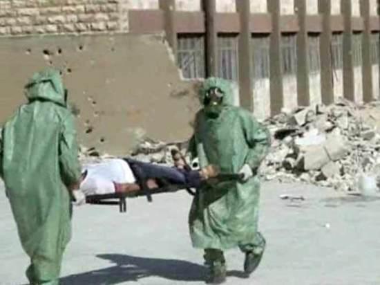 Эксперт назвал признание фейком химатаки в Сирии частью большой игры