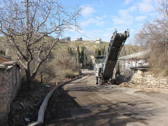 В Севастополе закрыли проезд по улице Ракетной