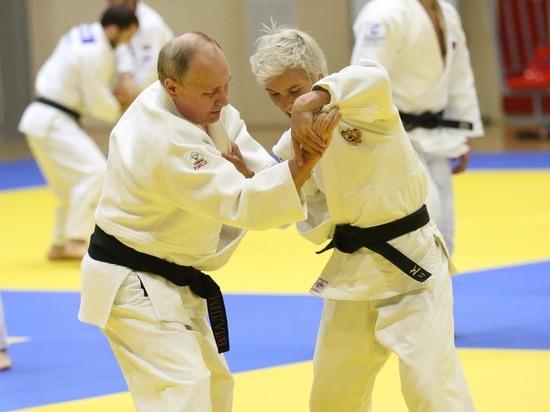 Дзюдоистка Наталья Кузютина рассказала про схватку с Путиным