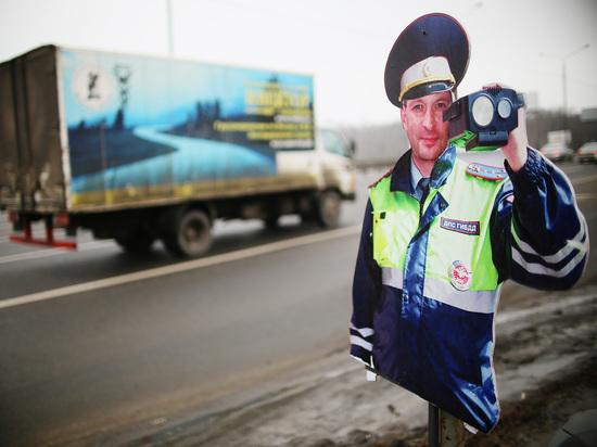 Российских водителей заставят ездить медленнее