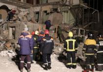 Очередная коммунальная катастрофа на этот раз произошла в Красноярске
