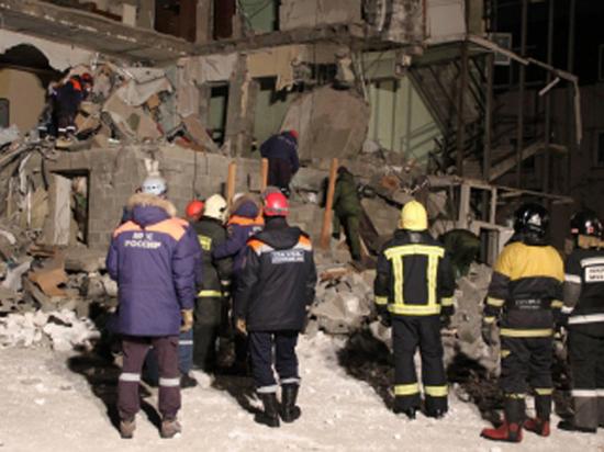 СК: взорвавшийся дом в Красноярске подлежал сносу три года назад