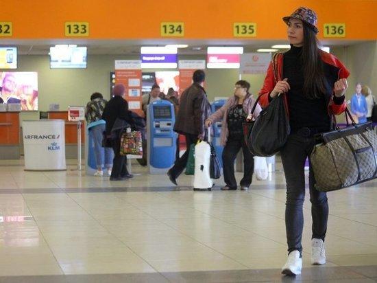 В подмосковных аэропортах разрешили мыться в туалетах