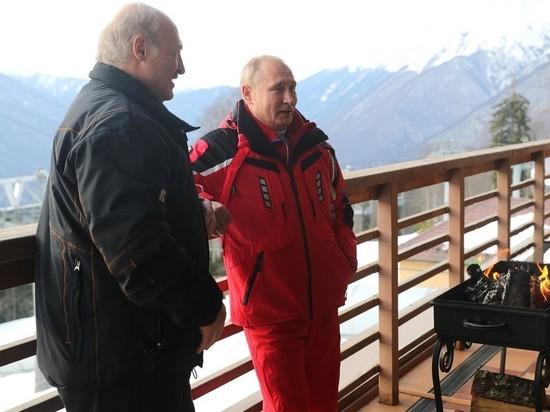 Путин и Лукашенко мирно обсудили будущее РФ и Белоруссии после себя