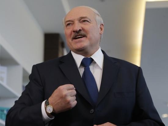 Лукашенко заговорил об объединении России и Белоруссии