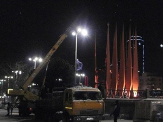 Флаги наших отцов и дедов: екатеринбуржцы ждут возвращения Краснознаменной группы