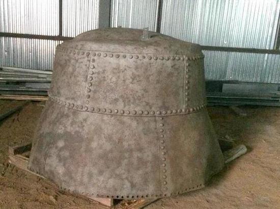 Артефакт, найденный в Вологде прошлым летом, превратится в арт-объект