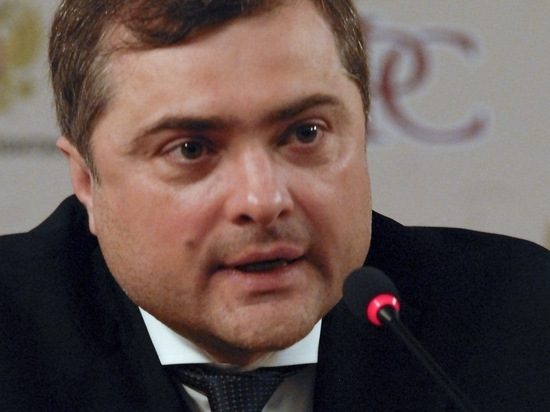 Сурков собрал в Москве командиров-добровольцев Донбасса
