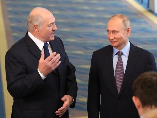 Объединиться с Путиным: политологи объяснили, зачем Лукашенко заговорил о союзе