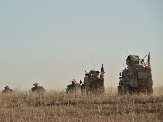Американский генерал выступил против вывода войск из Сирии