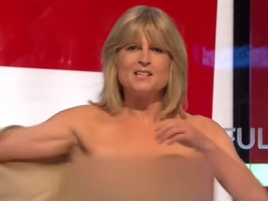 Сестра экс-главы британского МИД оголилась в прямом эфире ради Brexit
