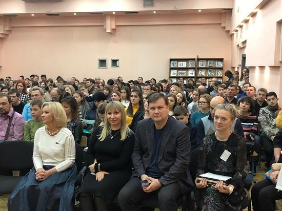 В Железноводске Воробьевы горы покоряли школьники из ЮФО и СКФО