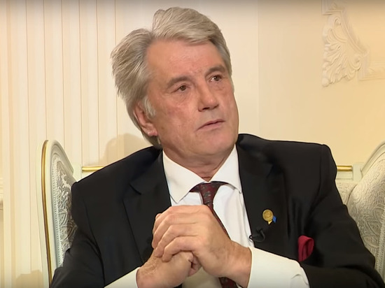 Ющенко назвал украинскую нацию «растрепанной»