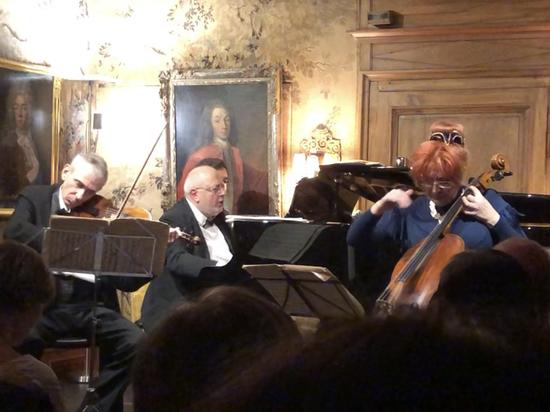 Российские музыканты оживили cказки Бернского леса
