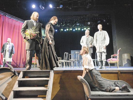 Жители Московской области окунутся в театральную жизнь