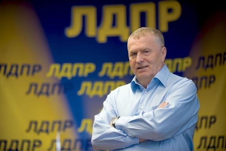 Жириновский: Информация хороша, когда она бескрайняя, как любовь