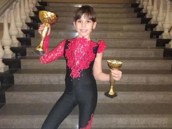 Акробатка из Евпатории стала лучшей на конкурсе циркового искусства
