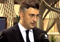Премьер Хорватии посоветовал Украине «освободить» Донбасс по хорватскому сценарию
