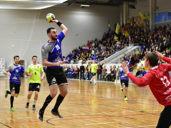 «Динамо-Виктор» пробился в четвертьфинал европейского «Кубка вызова»