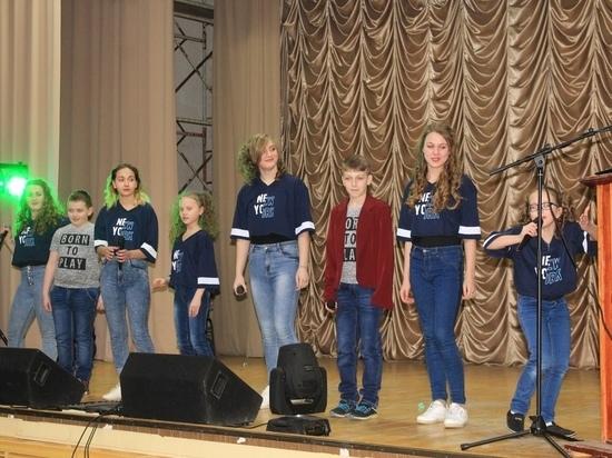 Оленинские весёлые и находчивые ребята едут на фестиваль в Тверь