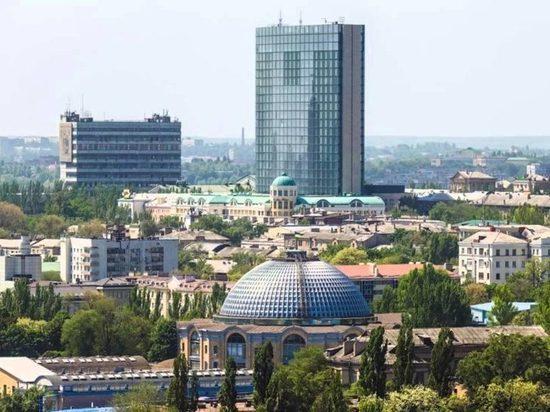 В Донецке прогремели три взрыва