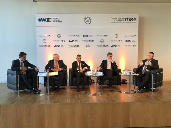 Раввины обсудили защищенность еврейской общины на Мюнхенской конференции по безопасности