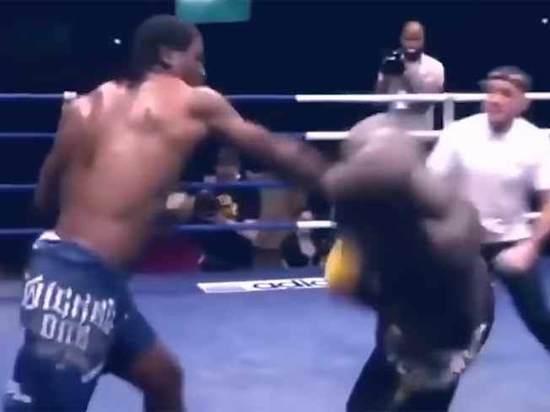 Экс-чемпион UFC Веласкес проиграл Нганну нокаутом за полминуты