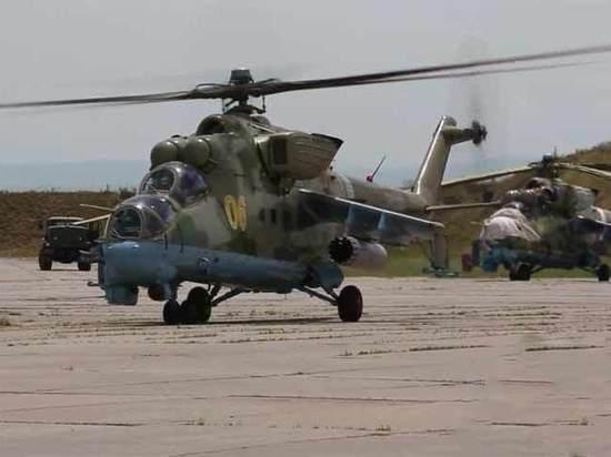 Росгвардия потратит 100 млн на закупку ракет для вертолетов