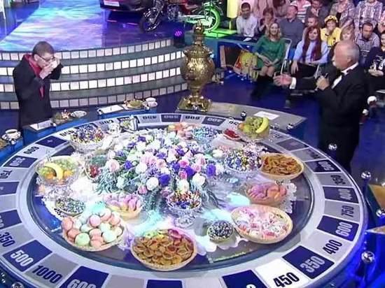"""В """"Поле чудес"""" показали, что происходит с подарками  гостей из Центральной Азии"""