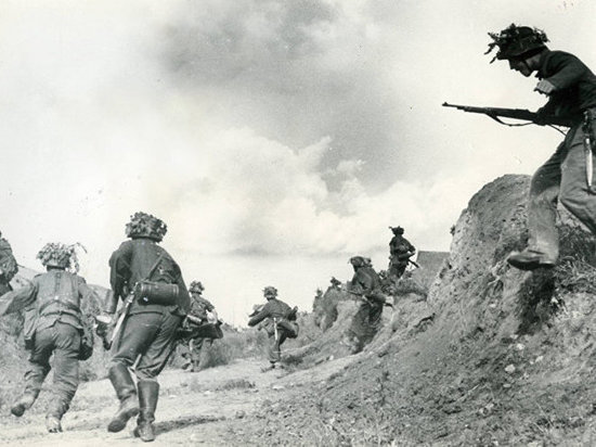 В Испании возвели в герои прихвостней вермахта из «Голубой дивизии»