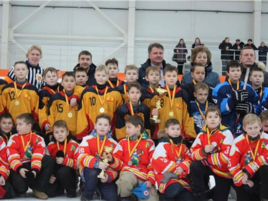 В Чебоксарах прошел финал в младшей группе среди городских хоккейных команд