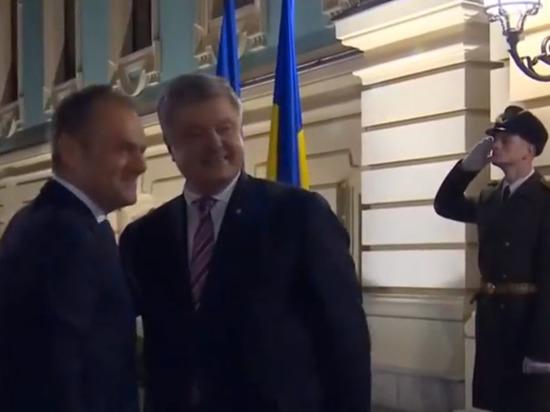 В государственной думе  прокомментировали закон окурсе Украины вЕС иНАТО