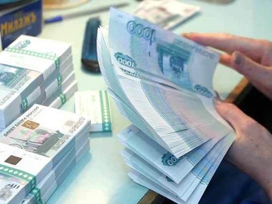 Минфин РФ: к 2022 году долги регионов вырастут в 1,3 раза