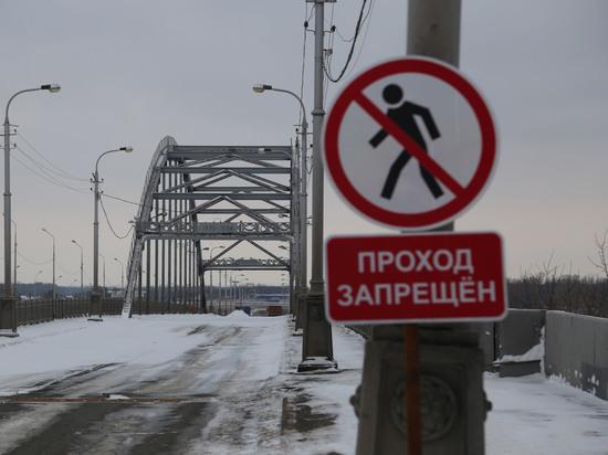 В Уфе возведут участок между старым и новым Бельским мостом