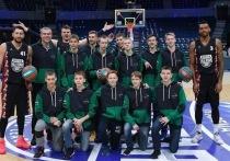 Школьники из команды «Калий-Баскет» побывали на Матче всех звезд Единой лиги ВТБ