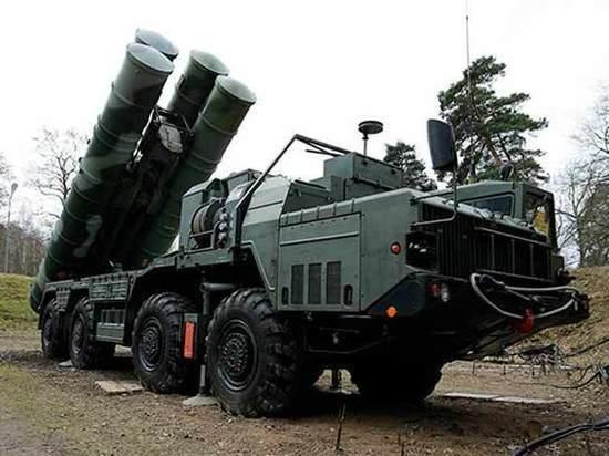 Попавшие в шторм российские ЗРК С-400 стали поводом для санкций