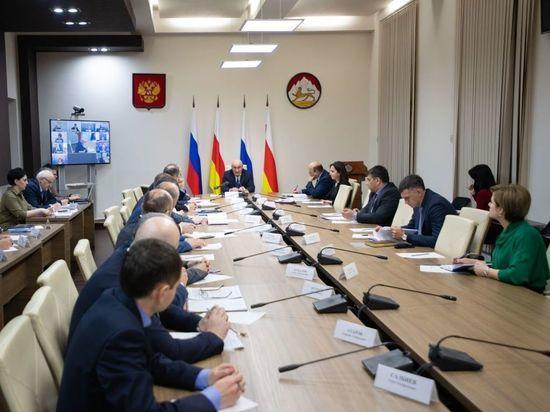 В РСО-Алания обсудили формирование комфортной городской среды