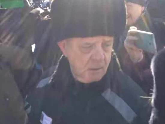 Вышедший на свободу Квачков передал Чубайсу мрачное пожелание