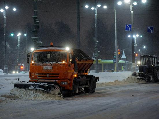 В Перми активизируют очистку улиц