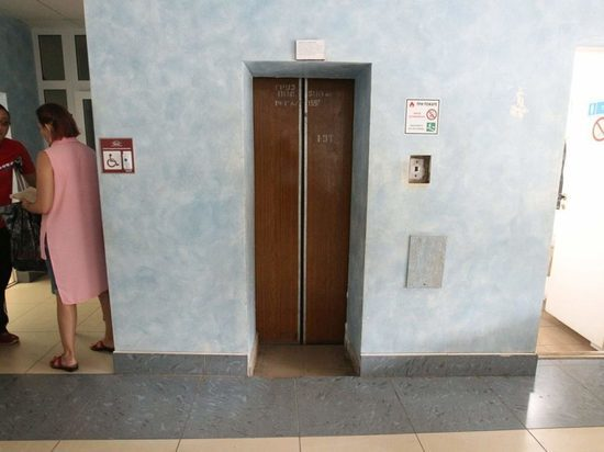 Лифтовое порно