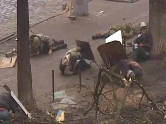 Тайны снайперов украинского Майдана: официальная версия рассыпалась
