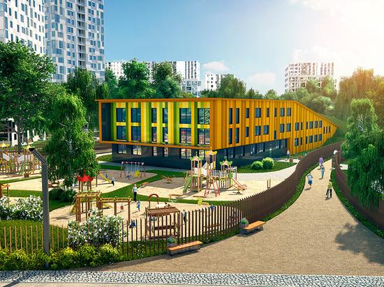 В ЖК «Гулливер» начинается строительство детского сада