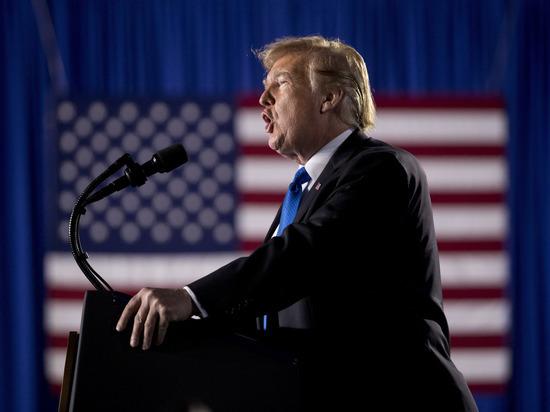 «Грабит американцев»: 16 штатов подали в суд на Трампа